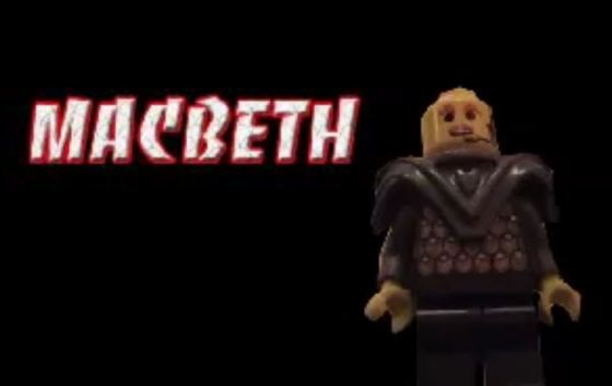 My Name is Macbeth