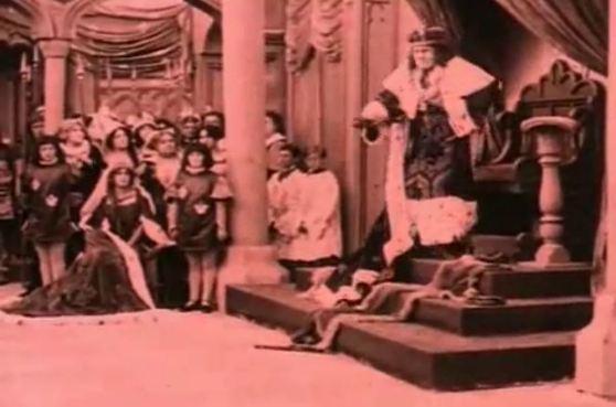 Richard III ... with Gnarls Barkley